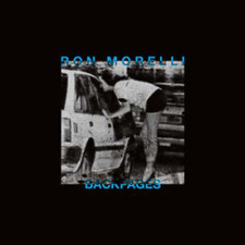 """Ron Morelli - Backpages - 12"""" Vinyl"""