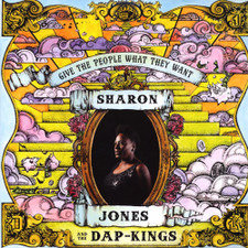Sharon Jones / Dap Kings - Give The People What They Want - LP Vinyl