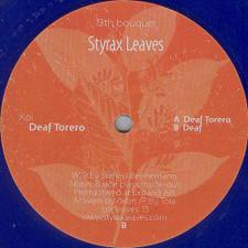 """Koi - Deaf Torero - 12"""" Vinyl"""