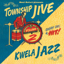 Various Artists - Township Jive - LP Vinyl