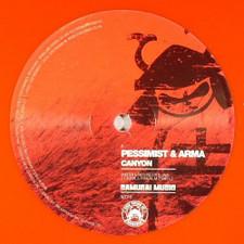 "Pessimist & Arma - Canyon - 12"" Vinyl"