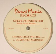 """Steve Poindexter - Work That Mutha.. - 12"""" Vinyl"""