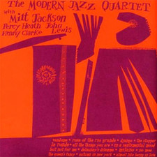 The Modern Jazz Quartet - The Modern Jazz Quartet - LP Vinyl