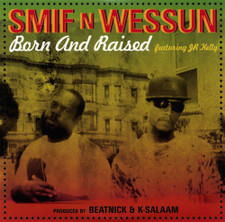 "Smif n Wessun - Born And Raised - 7"" Vinyl"