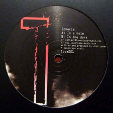 "Spherix - In A Hole - 12"" Vinyl"