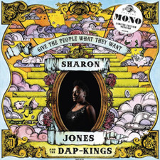 Sharon Jones / Dap Kings - Give The People What They Want (Mono Version) - LP Vinyl
