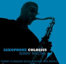 Sonny Rollins - Saxophone Colossus - LP Vinyl
