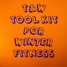 "T&W - Tool Kit For Winter Fitness - 2x 10"" Vinyl"