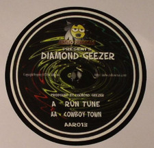 """Diamond Geezer - Run Tune - 12"""" Vinyl"""