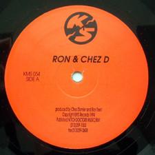 "Ron Trent & Chez Damier - Untitled - 12"" Vinyl"