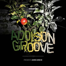 Addison Groove - Presents James Grieve - 2x LP Vinyl