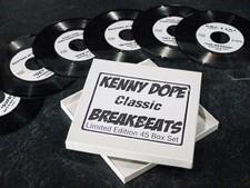 """Kenny Dope - Classic Breakbeats - 6x 7"""" Vinyl Box Set"""