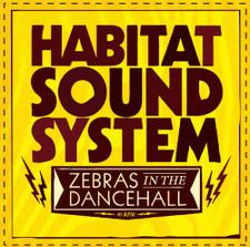 "Habitat Sound System - Zebras In The Dancehall - 7"" Vinyl"
