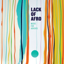 Lack Of Afro - Music For Adverts - LP Vinyl
