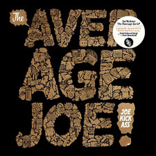 Joe Kickass - The Average Joe - LP Vinyl