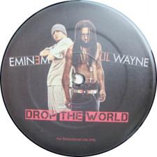 """Lil Wayne & Eminem - Drop The World - 12"""" Vinyl"""