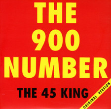 """45 King - The 900 Number - 7"""" Vinyl"""