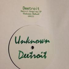 "Deetroit - Deetroit Conspiracy - 12"" Vinyl"
