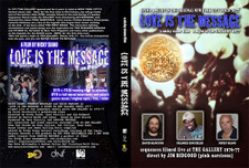 Nicky Siano - Love is the Message - DVD