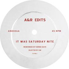 """A&R Edits - Vol.6 - 12"""" Vinyl"""