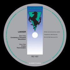 "Lakker - Containing A Thousand - 12"" Vinyl"