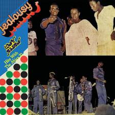 Tony Allen Hits With Afrika 70 - Jealousy - LP Vinyl