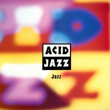 Various Artists - Acid Jazz - LP Vinyl