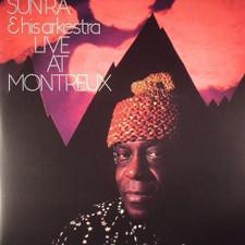 Sun Ra  - Live at Montreux - 2x LP Vinyl