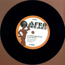 "Afro Breaks - Vol. 3 - 7"" Vinyl"
