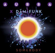 "Aurra x Dam-Funk - Somebody - 2x 7"" Vinyl"