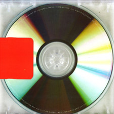 Kanye West - Yeezus - LP Colored Vinyl