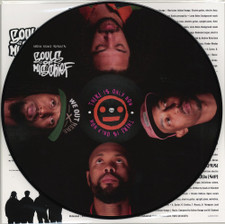 Souls Of Mischief / Adrian Younge - There is Only Now - LP Vinyl Picture Disc
