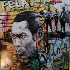 Fela Kuti - Sorrow Tears Blood - LP Vinyl