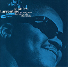 Stantley Turrentine - That's Where It's At - LP Vinyl
