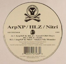 "ArpXP / HLZ / Nitri - Good Old Days - 12"" Vinyl"