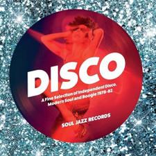 Various Artists - Disco (Independent Disco, Modern Soul & Boogie 1978-82) Pt. A - 2x LP Vinyl