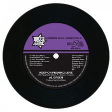 "Al Green - Keep On Pushing Love - 7"" Vinyl"