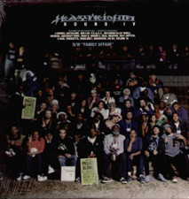 """Abstract Rude & Tribe Unique - Heavyweights Round IV - 12"""" Vinyl"""