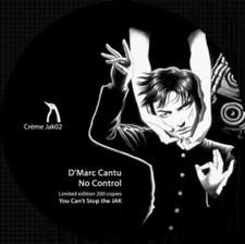 """D'Marc Cantu - No Control - 12"""" Vinyl"""