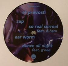 "El Prevost - Surreal - 12"" Vinyl"