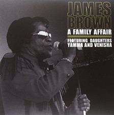 James Brown - A Family Affair - 2x LP Vinyl