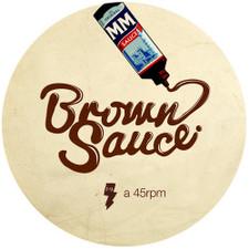 "Marcus Marr - Brown Sauce - 12"" Colored Vinyl"