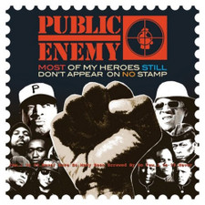 Public Enemy - Most Of My Heroes Still Don't Appear On No Stamp - 2x LP Vinyl