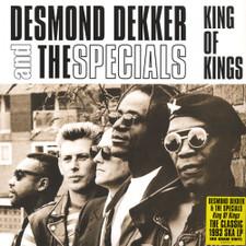 Desmon Dekker & The Specials - King of Kings - LP Vinyl