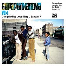 Joey Negro / Sean P - Supafunkanova Vol. 1 - 2x LP Vinyl