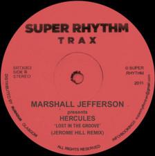 "Marshall Jefferson - Jerome Hill Edits - 12"" Vinyl"