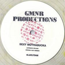"GMNR Productions - Sexy Mothasucka - 12"" Clear Vinyl"