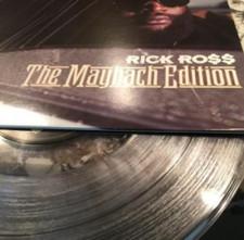 "Rick Ross - The Maybach Edition RSD - 12"" Vinyl"
