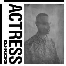 Actress - Dj Kicks - 2x LP Vinyl+CD