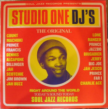 Various Artists - Studio One DJ's - 2x LP Vinyl